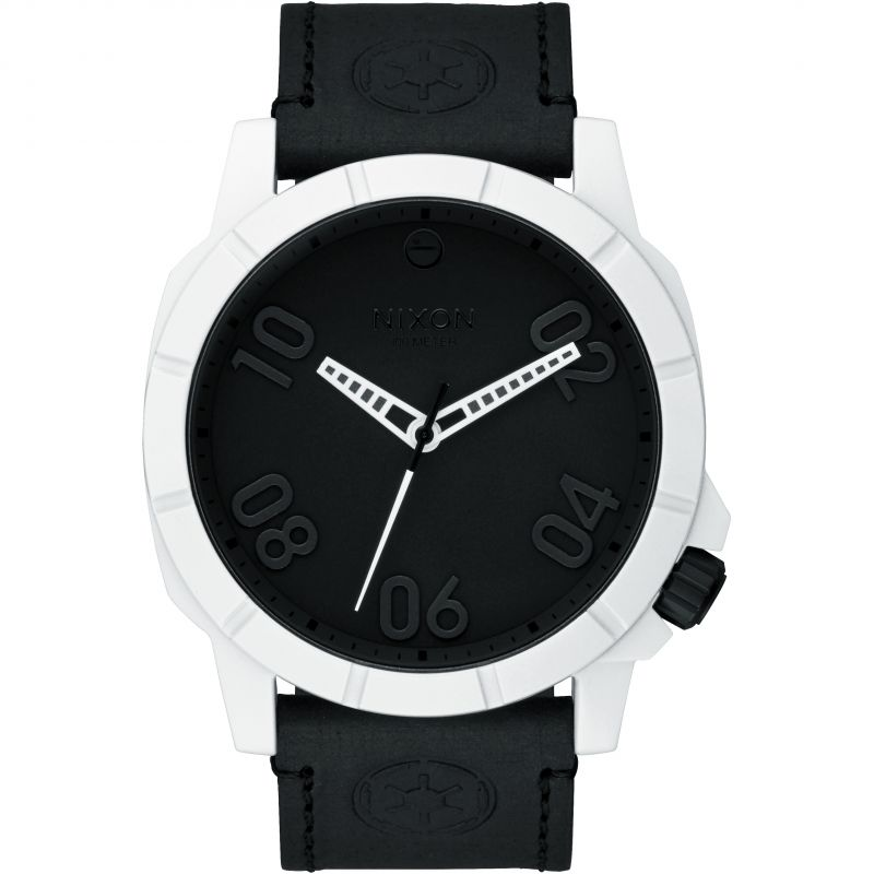Mens Nixon The Ranger 45 Leather Star Wars Special Edition Watch