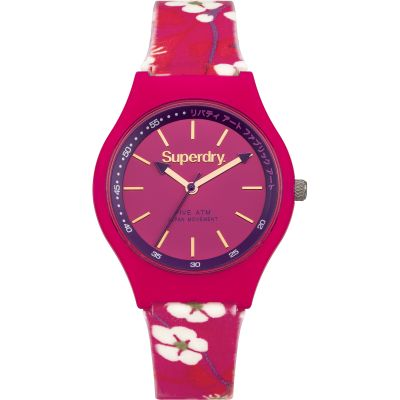 Ladies Superdry Urban Watch SYL166PP