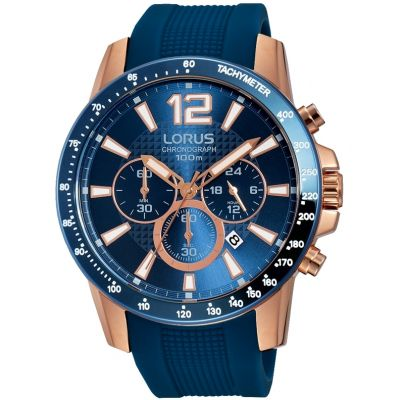 Mens Lorus Chronograph Watch RT392EX9