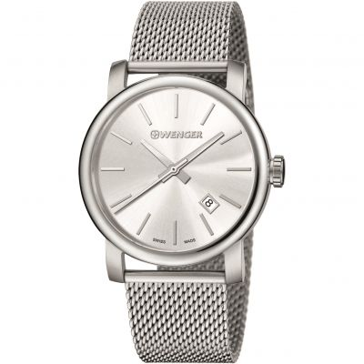 Mens Wenger Urban Vintage Watch 011041121