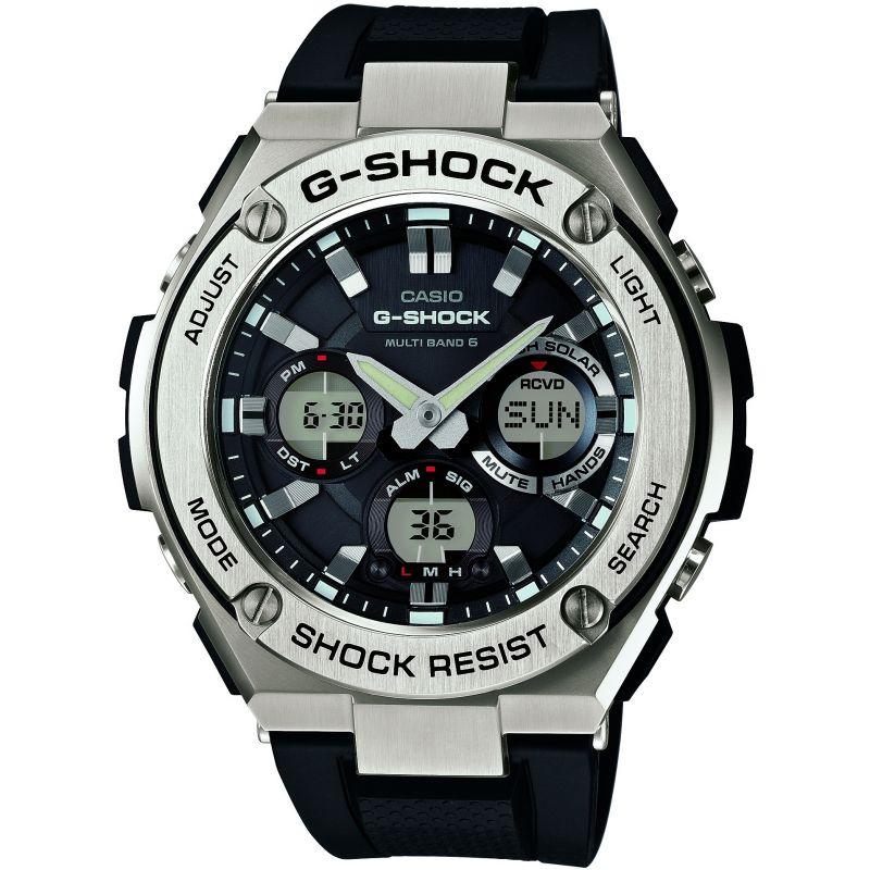 Mens Casio G-Steel Alarm Chronograph Watch