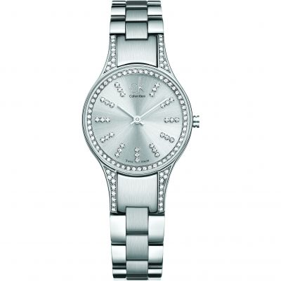 Ladies Calvin Klein Simplicity Diamond Watch K4323138
