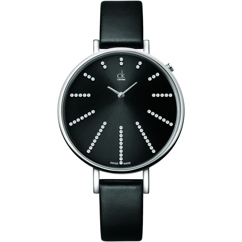 Ladies Calvin Klein Equal Diamond Watch