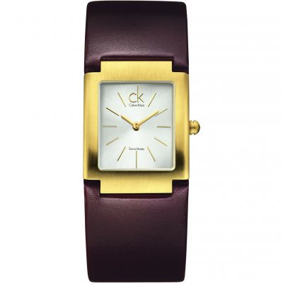 Ladies Calvin Klein Dress Watch K5912226