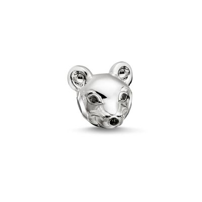 Thomas Sabo Dames Karma Beads Mouse Bead Sterling Zilver K0166-041-12