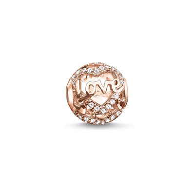 Ladies Thomas Sabo Sterling Silver Karma Bead K0176-416-14