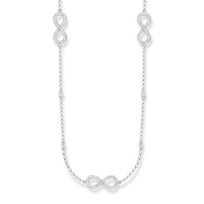 Biżuteria THOMAS SABO Jewellery Glam & Soul Necklace KE1406-051-14-L90V