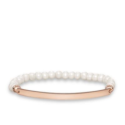 Biżuteria THOMAS SABO Jewellery Love Bridge Bracelet LBA0001-428-14-L17.5
