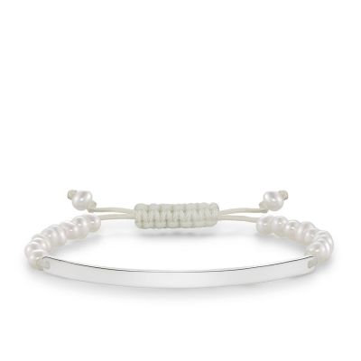 Damen Thomas Sabo Love Bridge Armband Sterling-Silber LBA0002-170-14-L21V