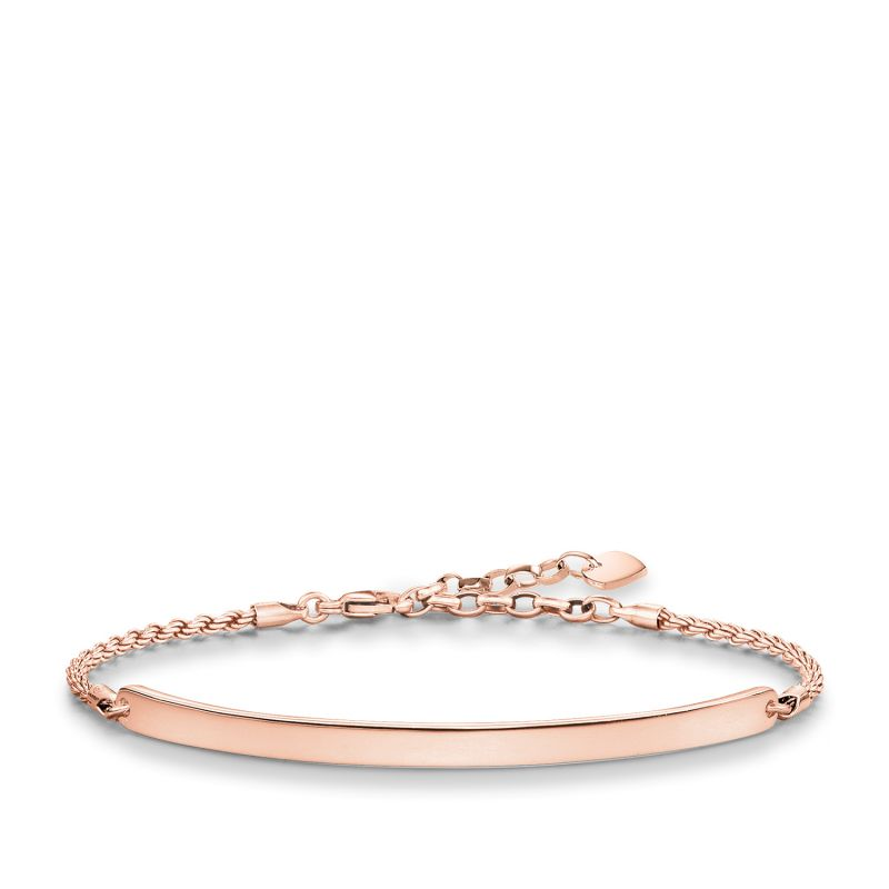 Thomas Sabo Love Bridge Bracelet LBA0008-415-12-L21V