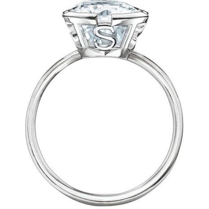 Ladies Thomas Sabo Sterling Silver Size I.5 Ring