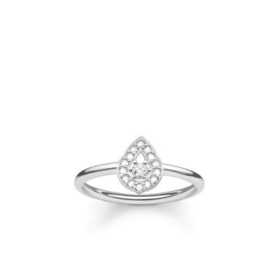 SMYCKEN Dam Thomas Sabo Jewellery Ring TR2069-051-14-56