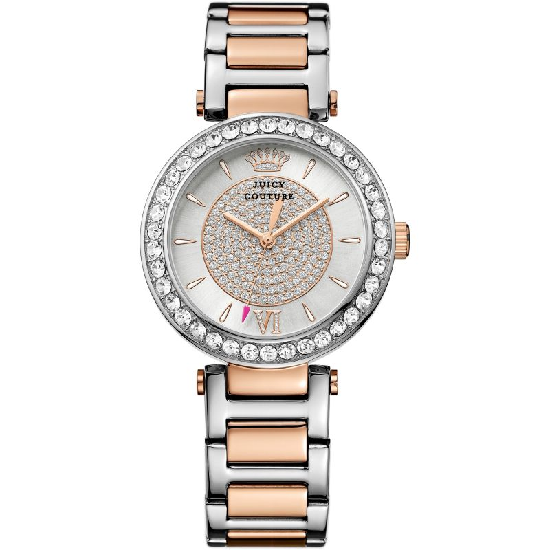 Ladies Juicy Couture Luxe Couture Watch 1901230