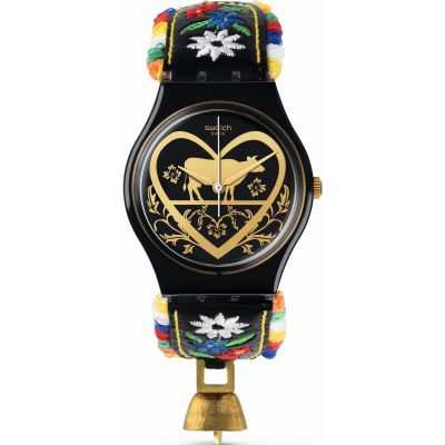 Ladies Swatch Die Glocke Watch GB285