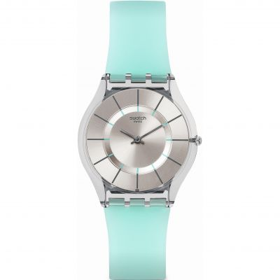 Ladies Swatch Skins Watch SFK397