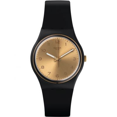 Unisex Swatch Golden Friend Too Watch GB288