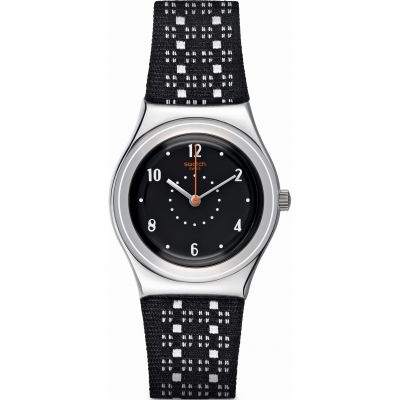 Unisex Swatch Watch YLS184