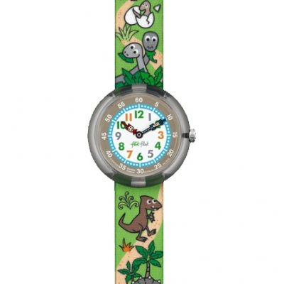 Childrens Flik Flak Sauruses Return Watch FBNP048