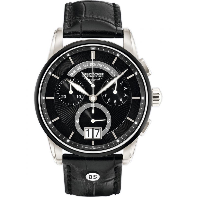 Mens Bruno Sohnle Grandioso Chronograph Watch