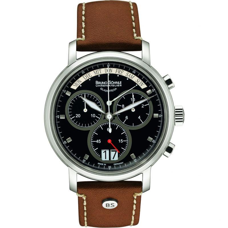 Mens Bruno Sohnle Marcato Chronograph Watch