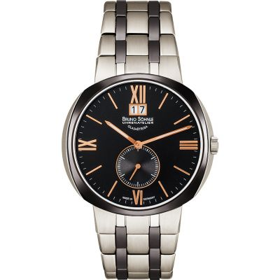 Mens Bruno Sohnle Facetta Watch 17-73151-736