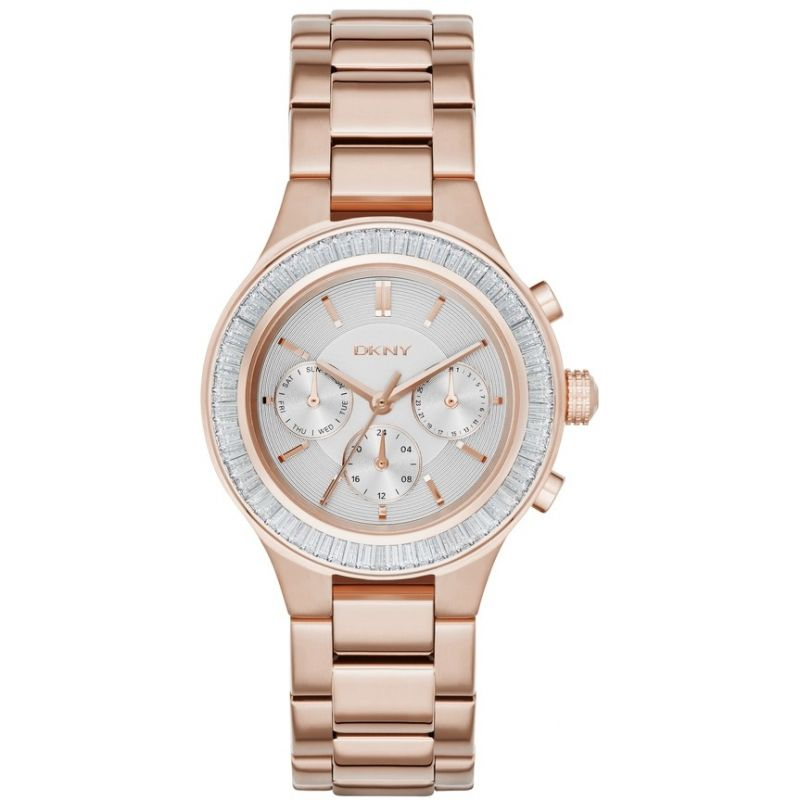 Ladies DKNY Park Slope Chronograph Watch