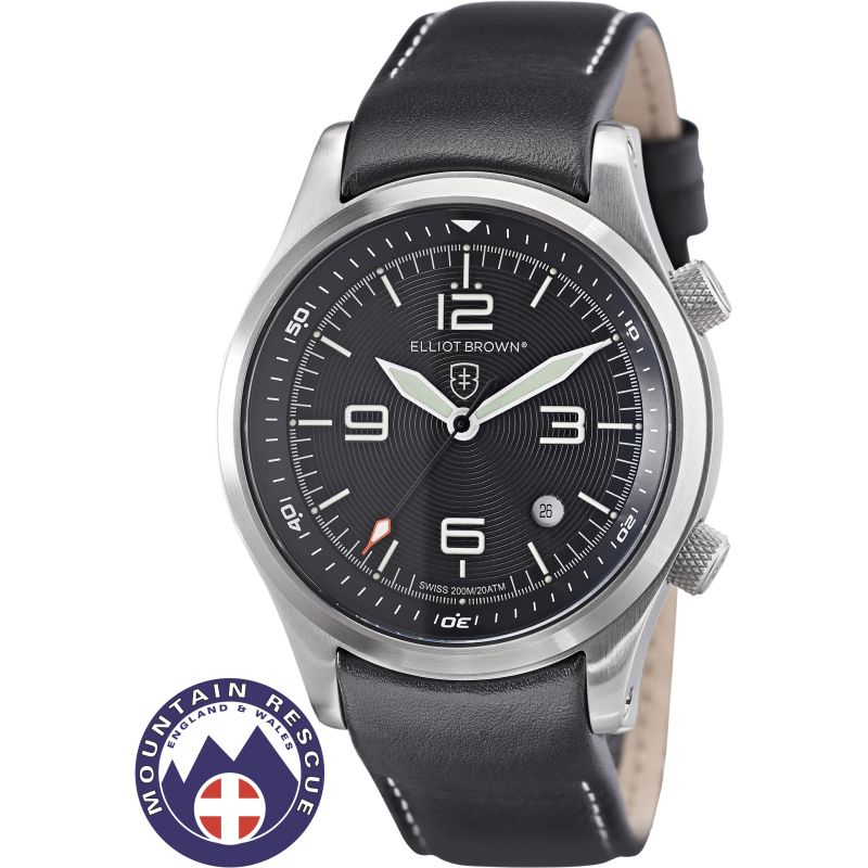 Mens Elliot Brown Canford Mountain Rescue Edition Watch