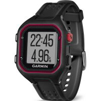 Unisex Garmin Forerunner 25 Bluetooth Smart Alarm Chronograph Watch 010-01353-10