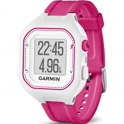 Garmin Forerunner 25 Bluetooth Smart Unisexchronograph in Pink 010-01353-31