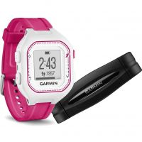 Garmin Forerunner 25 Bluetooth Smart HRM Bundle WATCH