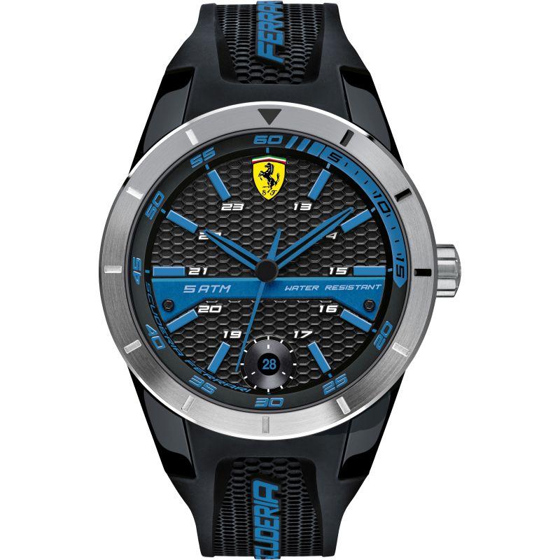 Mens Scuderia Ferrari RedRev T Watch