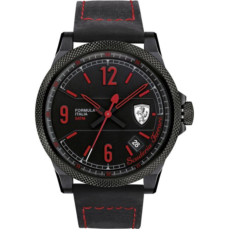 Mens Scuderia Ferrari Formula Italia S Watch