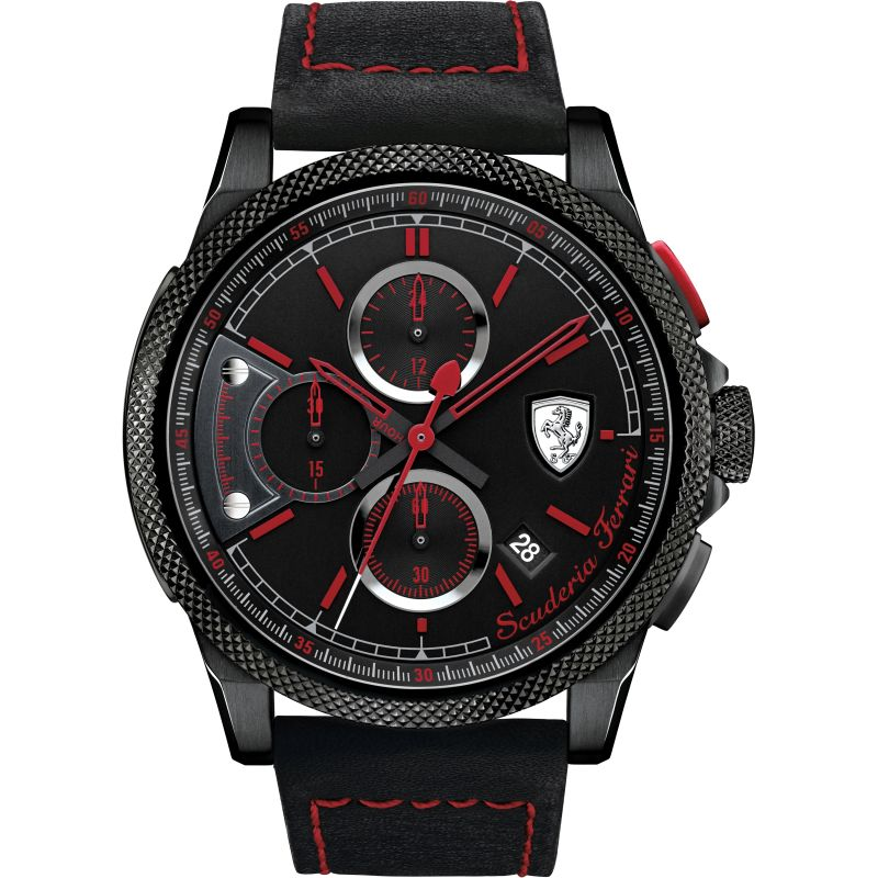 Mens Scuderia Ferrari Formula Italia S Chronograph Watch