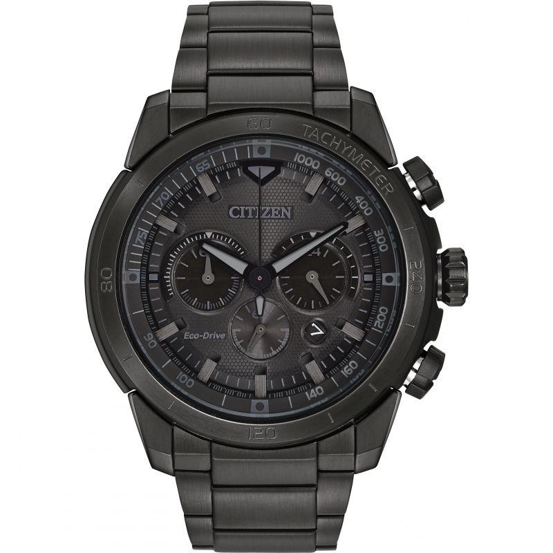 Mens Citizen Ecosphere Chronograph Watch