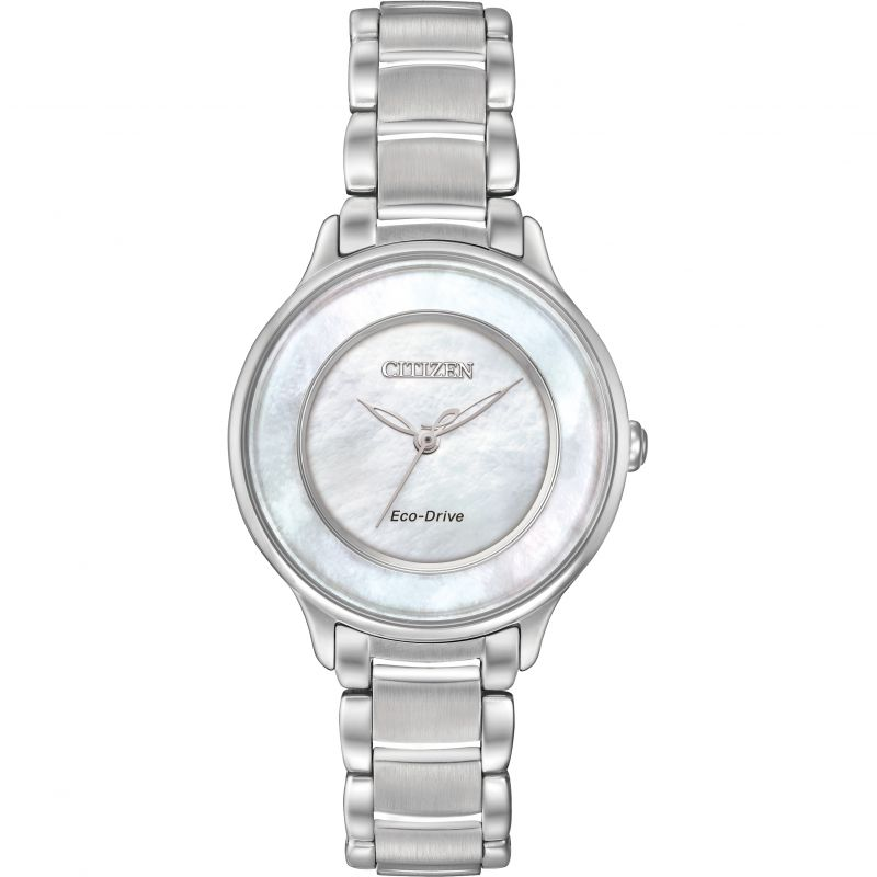 Ladies Citizen Circle Of Time Watch EM0380-81D