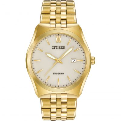 Citizen Corso Herrenuhr in Gold BM7332-53P