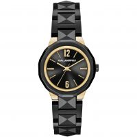 Ladies Karl Lagerfeld Joleigh Ceramic Watch