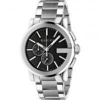 Mens Gucci G-Chrono Chronograph Watch YA101204