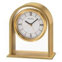Seiko Clocks Mantel Alarm Clock QHE134G