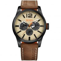 Mens Hugo Boss Orange Paris Watch 1513237