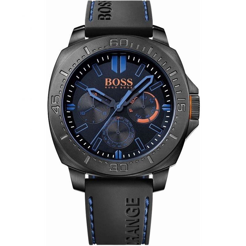 Mens Hugo Boss Orange Sao Paulo Watch