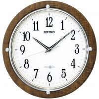 Seiko Clocks Space Link Wall Clock Radio Controlled