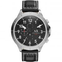 Mens Armani Exchange Chronograph Watch AX1754