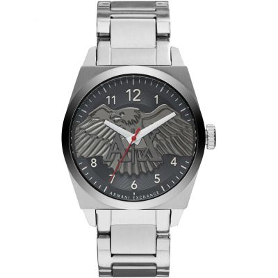 Armani Exchange Herrenuhr in Silber AX2308