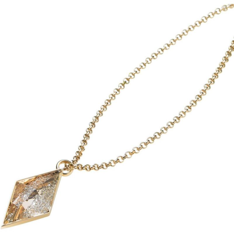 Ladies STORM PVD Gold plated Razzle Necklace RAZZLE-NECKLACE-GOLD