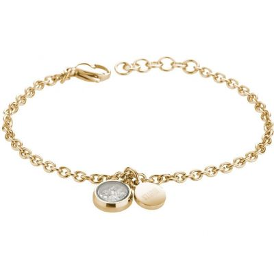 Ladies STORM PVD Gold plated Mimi Bracelet MIMI-BRACELET-GOLD