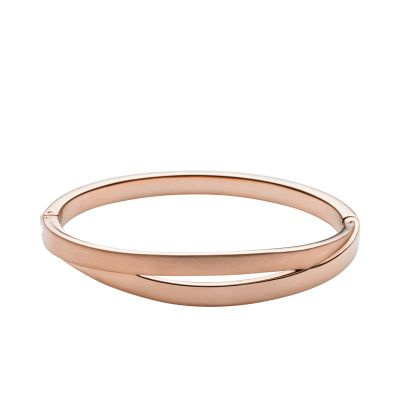 Ladies Skagen PVD rose plating Elin Bangle SKJ0715791