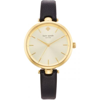 Kate Spade New York Holland Damklocka Svart 1YRU0811