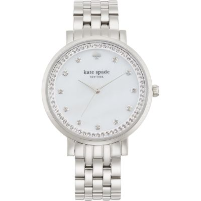 Kate Spade New York Monterey Damenuhr in Silber 1YRU0820