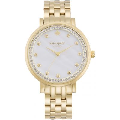 Kate Spade New York Monterey Damenuhr in Gold 1YRU0821